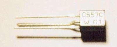 PNP-Kleinsignal-Transistor BC557C
