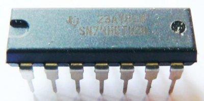 CMOS-IC 4081