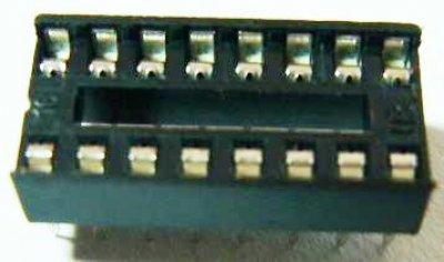 IC-Fassung 16 Pin, Standard