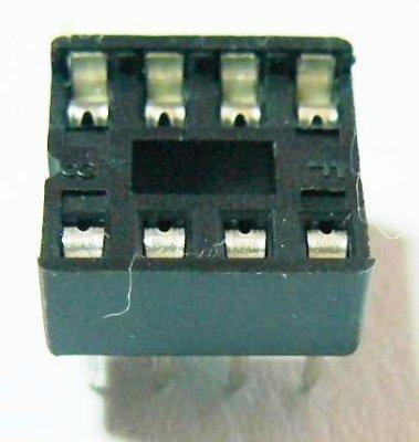 IC-Fassung 8 Pin, Standard