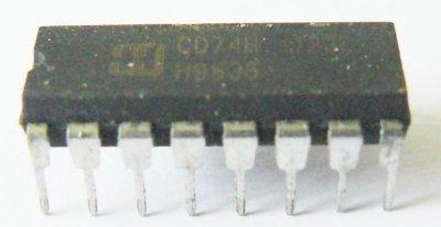 CMOS-IC 4017