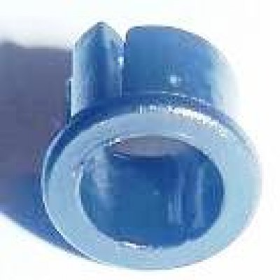 Leuchtdionclip 5mm, 1-teilig
