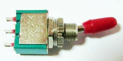 Hebelumschalter 1-polig