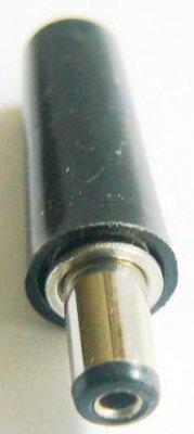 Hohlbuchse, 2,1mm Stift, 9,5mm Länge