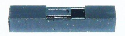 Buchsenstecker 1x1 Pin