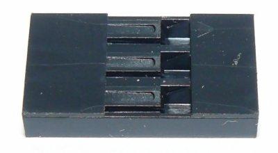 Buchsenstecker 1x3 Pin