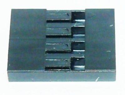 Buchsenstecker 1x4 Pin