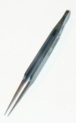 ESD-Pinzette, Gerade, 115mm