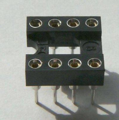 IC-Fassung 8 Pin, Präzision
