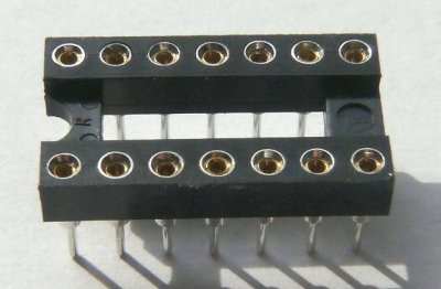 IC-Fassung 14 Pin, Präzision