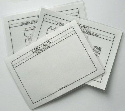 Arbeitskarte für PC817